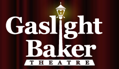 Gaslight Baker Theatre Sign