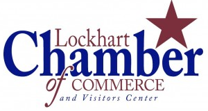 Lockhart Chamber of Commerce Sign