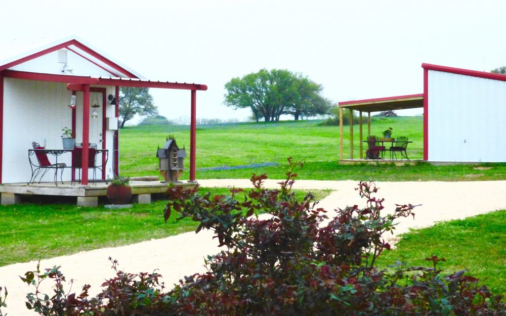 The Cottages at Boldheart Farms a luxury Bed and Breakfast in Central Texas
